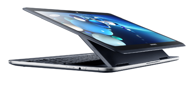 Laptop und Tablet in einem: Samsungs ATIV Q
