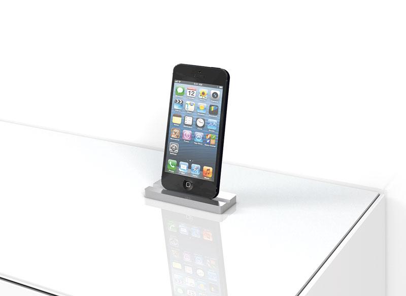 Spectral entwickelt TV-Möbel mit zukunftssicheren Docking-Lösungen ...
