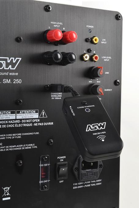 Der Signalempfänger (Receiver) wird in den USB-Port gesteckt. Foto: Michael B. Rehders