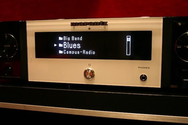 Sämtliche Radiostationen sind nach regionalen Gesichtspunkten oder Genre sortiert und schnell auffindbar.