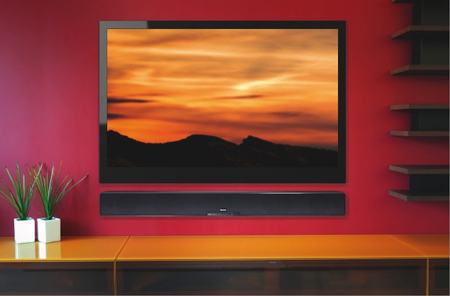 Magnat soundbar offensive erobert das moderne wohnzimmer lite das lifestyle technik magazin - Tv an wand anbringen ...