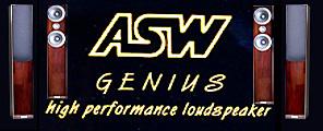 ASW Genius 410 – Meisterwerk an Klang- und Verarbeitungsqualität