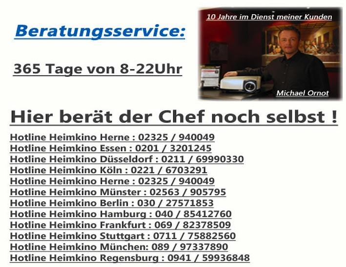 heimkino aktuell hier ber t der chef an 365 tagen von 8 22 uhr lite das lifestyle. Black Bedroom Furniture Sets. Home Design Ideas