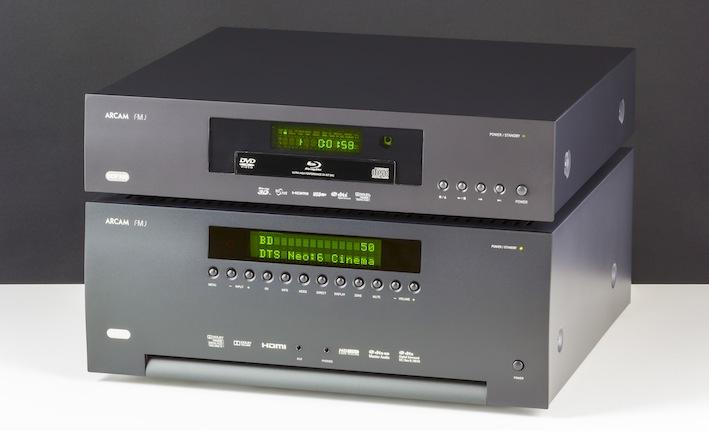 Test: Arcam AVR450 & BDP300 - Traum für jedes Heimkino
