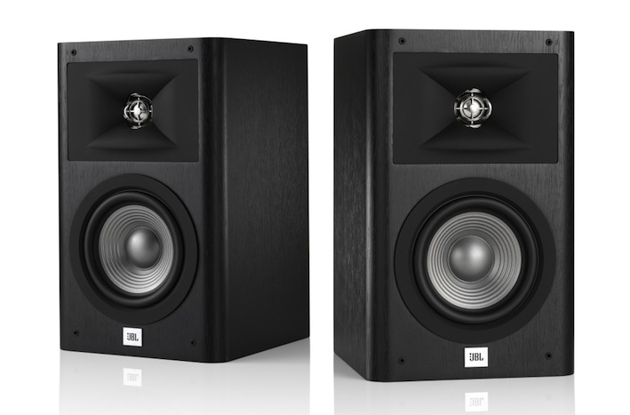 Der Name ist Programm: JBL Studio 230 - Monitorabmessungen, Studio-Optik.