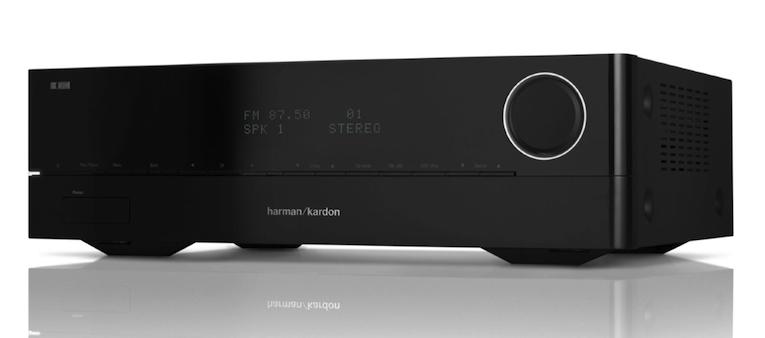 Harman/Kardon HK3770, der hochleistungsfähige Stereo-Receiver mit 2 x 120 Watt Leistung, analogen und digitalen Eingängen, Bluetooth- und Netzwerk-Anschlussmöglichkeiten.