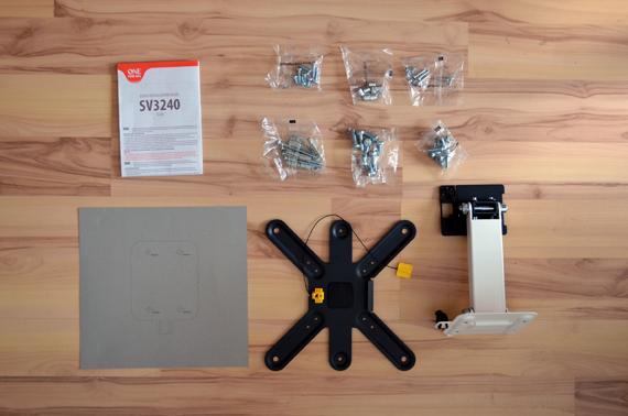 im test one for all sv 3240 flexibles fernsehvergn gen. Black Bedroom Furniture Sets. Home Design Ideas