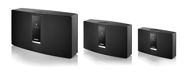 bose erweitert linie der soundtouch wi fi music systems. Black Bedroom Furniture Sets. Home Design Ideas