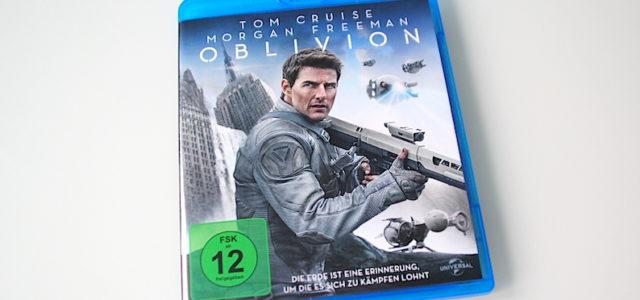 Oblivion – Die Erde ist eine Erinnerung. Oder doch mehr?