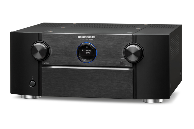 Der AV8802 AV-Vorverstärker kombiniert exklusive Klanginnovationen von Marantz mit den neuesten Videotechnologien und vielfältigen Verbindungsmöglichkeiten.