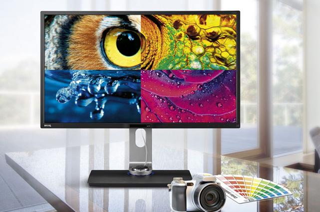 Mit dem 4K-Profi-Display BL3201PT erleben Anwender eine bisher unerreichte Detailtiefe und Farbtreue.
