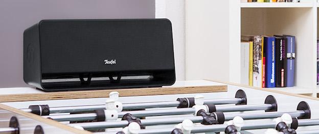 Teufel Boomster – mobiles Bluetooth-Klangwunder ohne Grenzen