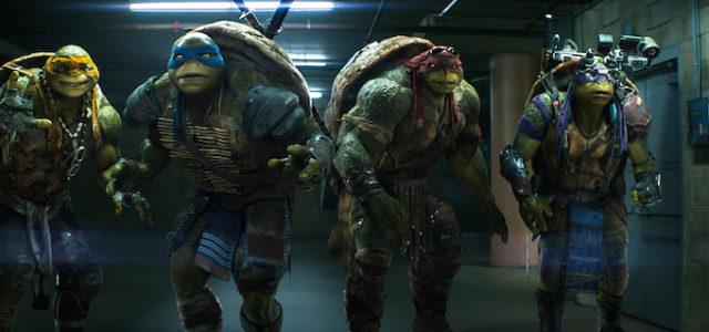 Teenage Mutant Ninja Turtles – aufgedreht und heldenhaft
