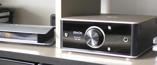 Denon PMA-50 – moderne Brücke zwischen HiFi- und Personal-Audio