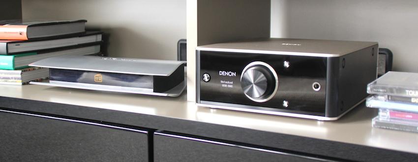 Soll der PMA-50 als klassischer HiFi-Verstärker betrieben werden, findet er seinen Platz im HiFi-Rack, TV-Schrank wie auf dem Lowboard.
