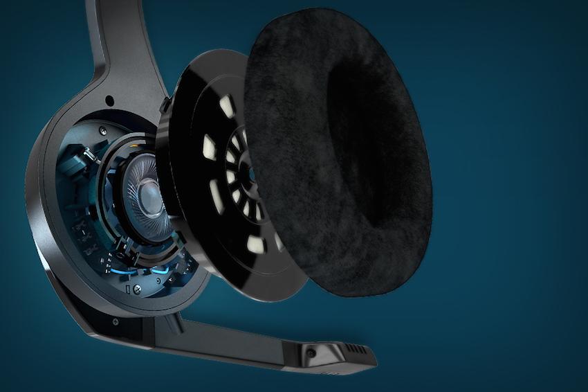 Leicht und stabil: Das U320 entstand auf Grundlage des enormen Know-Hows, das Sennheiser in den letzten Jahrzehnten in der Entwicklung höchst anspruchsvoller Kopfhörer gesammelt hat.