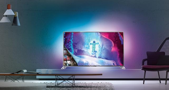 Wer will nicht gern das große Fernseherlebnis mit fantastischem Ambilight in seinem Zuhause genießen?