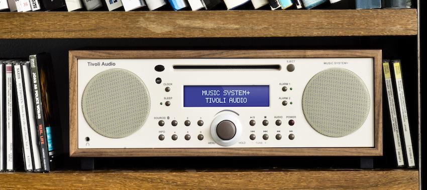 Ubrugte Test: Tivoli Audio Music System+: HiFi-Multitalent mit GE-56