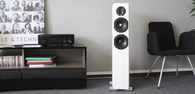 XTZ 99.36 FLR – Standlautsprecher mit eingebautem Klangtuning