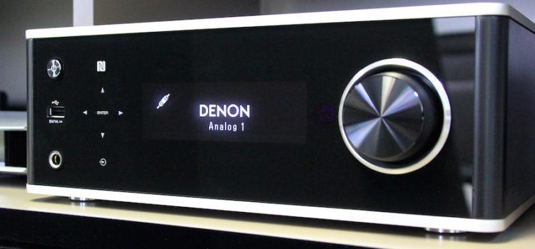 Denon DRA-100 – digitaler Netzwerk-HiFi-Receiver, der keine Wünsche offen lässt