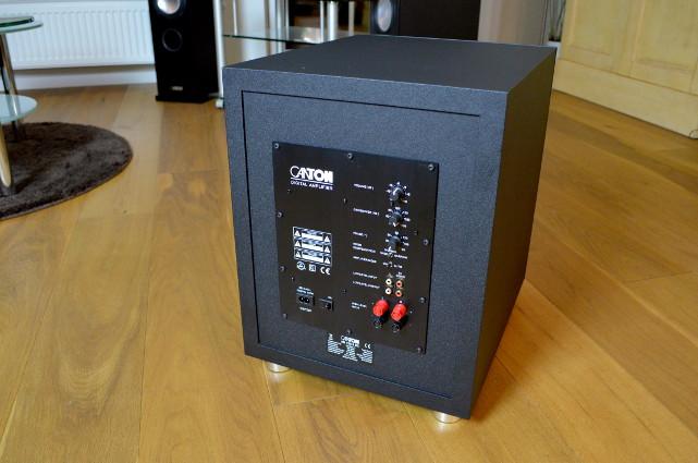 canton gls serie im test surround sound hinter gittern. Black Bedroom Furniture Sets. Home Design Ideas