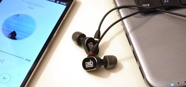In-Ear-Kopfhörer PSB M4U 4 – Eine Offenbarung