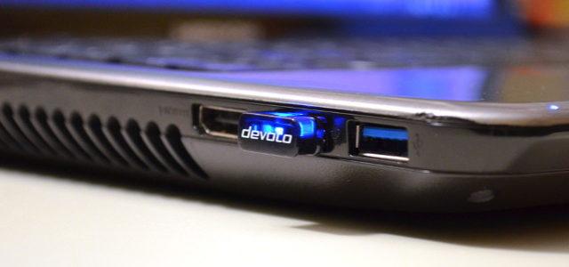 Devolo WiFi Stick ac – Kinderleicht zur WLAN-Höchstgeschwindigkeit