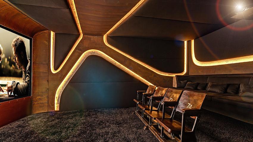 Heimkino Design barefoot design erfüllt heimkinoträume mit nik schweiger