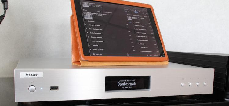 Melco N1A – HighRes-Musik-Bibliothek im HiFi-Format