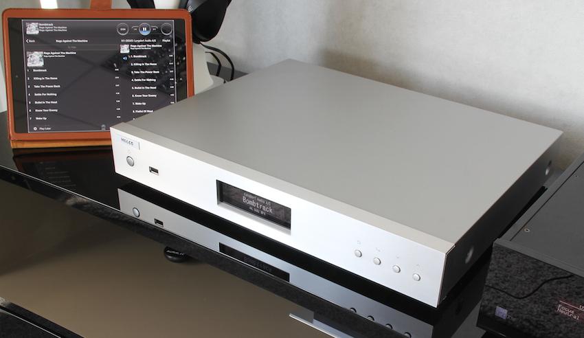 Melco N1A: Die digitale Highend-HighRes-Musik-Bibliothek