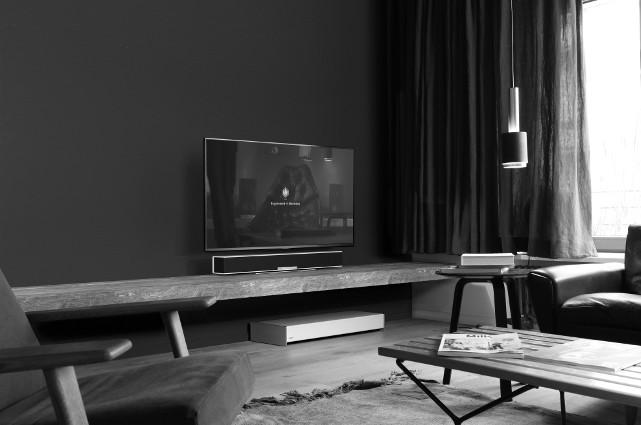 raumfeld soundbar zukunftssicher und mit kraftvoller eleganz. Black Bedroom Furniture Sets. Home Design Ideas