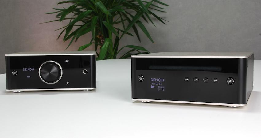 In Verbindung mit dem Serien-Bruder PMA-50 empfiehlt sich aus klanglicher Sicht der Aufbau einer digitalen Audioverbindung.