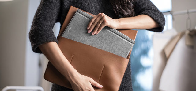 La Dolce Vita: Premium-Tastatur für Surface Pro 4