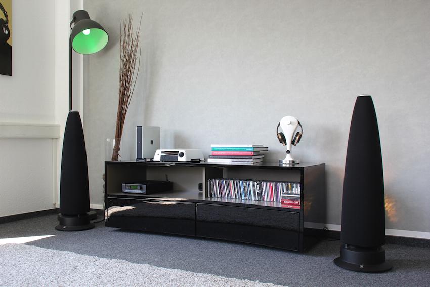 DSP-Lautsprecher Meridian M6