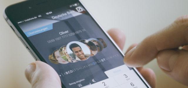 Die neue Banking-App der Deutschen Bank