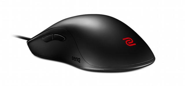 ZOWIE FK1+ die neue extrabreite Gaming-Maus