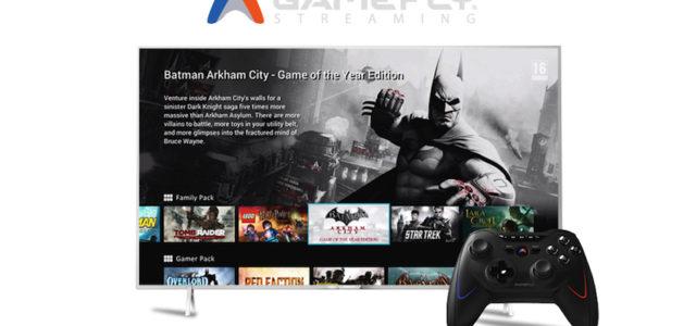 GameFly Streaming bringt Spiele in Konsolenqualität auf Philips TVs