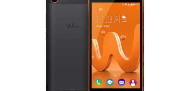 Wiko JERRY: Das trendige Einsteiger-Smartphone im edlen Metall-Design