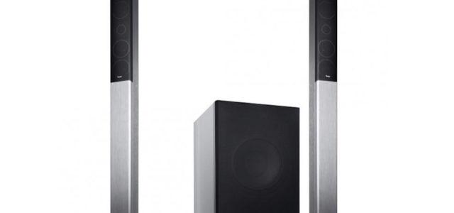 Teufel LT 4 Complete 2.1 – edle Säulen für besten TV-Klang