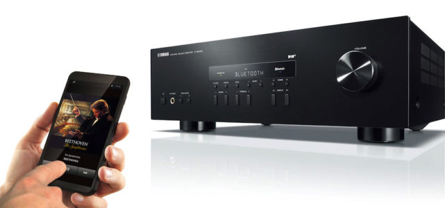 Yamaha Stereo Receiver R-S202D für den perfekten HiFi-Einstieg