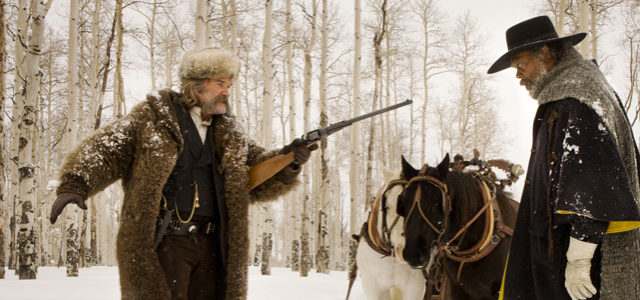 The Hateful 8 – Kammerspiel in fünf Akten