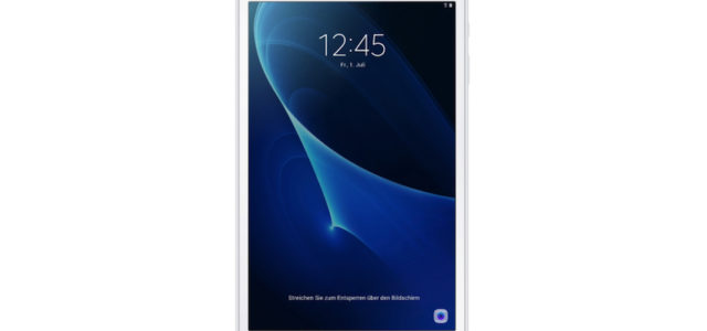 Tablet mit Entertainer-Qualitäten: Das Samsung Galaxy Tab A 10.1