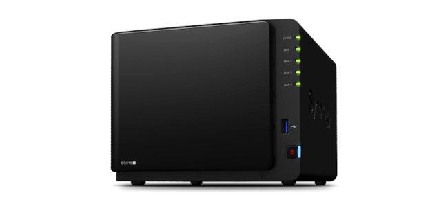 Synology® veröffentlicht die DiskStation DS916+