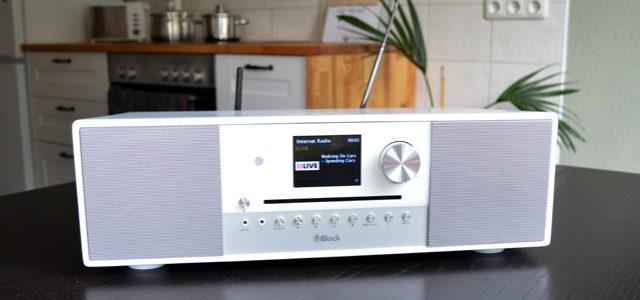 Audioblock Multiroom-Smartradio SR-100 – So viel mehr als nur ein Radio