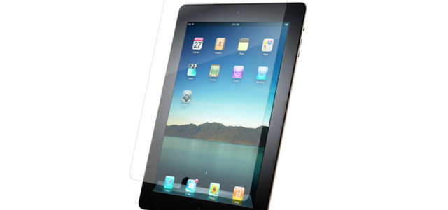 InvisibleShield® Glass – Ultimativer Displayschutz für iPads und Tablet PCs