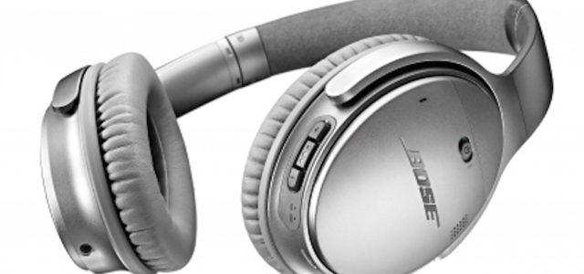 Die neuen QuietComfort 35 und QuietControl 30 definieren Lärmreduzierung neu