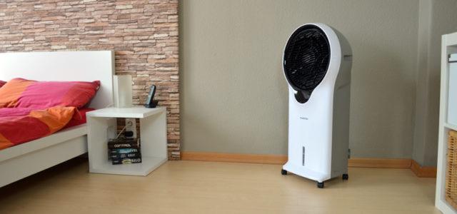 Luftkühler Klarstein Whirlwind – Der sanfte Wirbelsturm