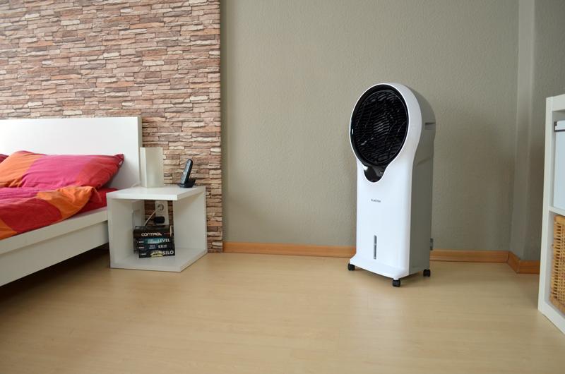 test luftk hler klarstein whirlwind der sanfte wirbelsturm. Black Bedroom Furniture Sets. Home Design Ideas