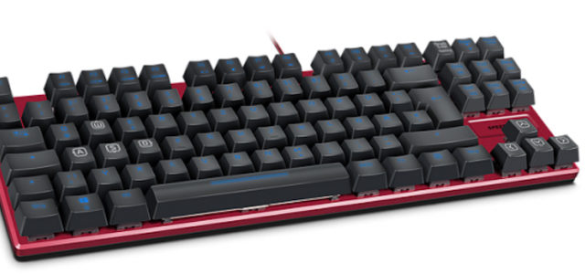 Speedlink präsentiert das Ultor Mechanical Keyboard