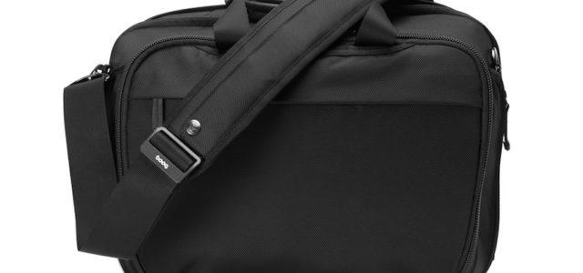 Elegant,leicht, erweiterbar: Die Businesstasche Saddle Pro von booq